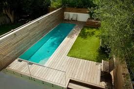 Small Picture Contemporary Small Garden in Fulham London Contemporary Deck