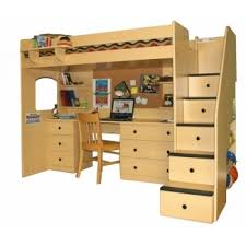 bunk bed with desk for adults bunk k62 for