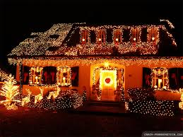 Elegant Decorated Christmas Homes