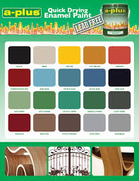 Weather Color Chart A Plus Paint Color Chart