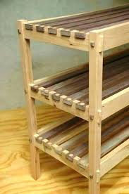 wooden shoe rack plans wood shoe rack plans build a shoe rack shoe rack plans wooden