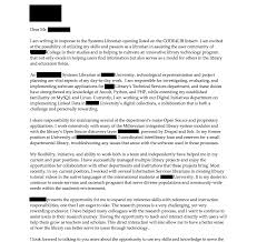 Resume Cover Letter Librarian Coverletter551 For Library Assistant