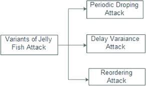 Jellyfish Attack Types Download Scientific Diagram