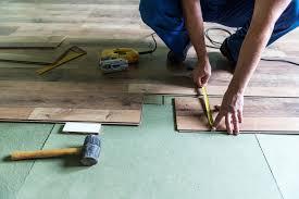 luxury vinyl flooring floating locking installation