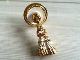 gold drawer pulls. image is loading white-gold-drop-dresser-knob-pulls-drawer-pull- gold drawer pulls