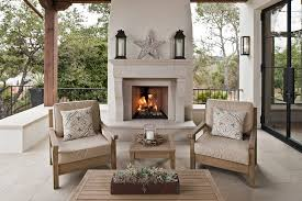 covered porch furniture. austin freestanding outdoor fireplace porch contemporary with patio furniture covers covered