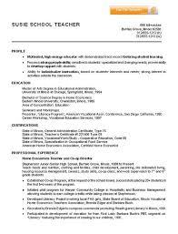 Primary High School Teacher Resume - Primary High School Teacher with  regard to Primary Teacher Resume
