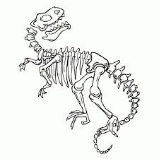 Kleurplaten Dino