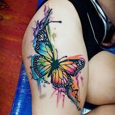 39 Inspiring Leg Tattoo Designs Ideas For Women Tilependant