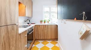 yellow white checkerboard floor