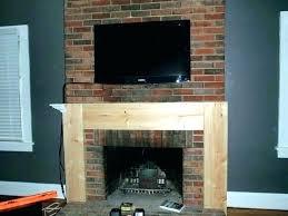 build a mantle shelf fireplace build mantel shelf build fireplace mantel shelf