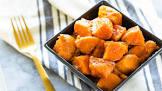 brown sugar candied sweet potatoes