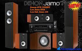 Amply Denon X520BT + Bộ loa 5.0 Jamo S526,Amply Denon X1300W + Bộ loa 5.0  Jamo S626) + Sub Jamo J10 | Diễn đàn trường THPT Nguyễn Xuân Ôn