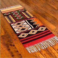 wool runner rug handmade sacred valley macys rugs