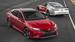 Will The All New Toyota Camry Become A NASCAR Icon?