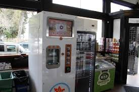 Vending Machines San Francisco Best San Francisco Now Has A JuiceBot Juice Vending Machine Thing