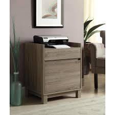 Linon Home Decor Tracey Gray File Cabinet GRY01U The Home Depot