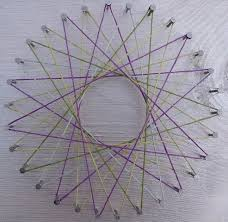 Geometric String Art Patterns Enchanting 48 DIY String Art Patterns Guide Patterns