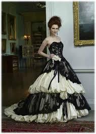 black and white gothic wedding dress wedding ideas pinterest