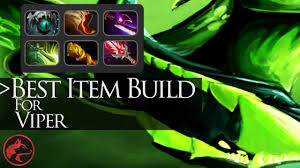 dota 2 item build guides 10 viper youtube