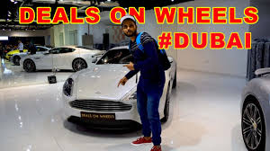 deals on wheels dubai luxurious cars