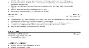 Resume Accent Resume For Study
