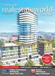 realestateworld.com.au - Illawarra Real Estate Publication, Issue 21  September 2017 by Estate Agents Co-operative - issuu
