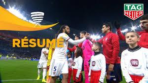 Lyon vs Lille Highlights