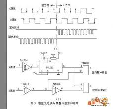 index 6 sensor circuit circuit diagram seekic com incremental photoelectric encoder basic waveforms and circuit