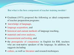 new strategies for teacher training  44