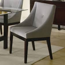 chair unusual amazing black upholstered dining chairs chair white with seat fabric covered set single