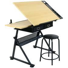 hartleys drawing table with 2 drawers drafting bench artists engineering deskart workstation furniture art desk