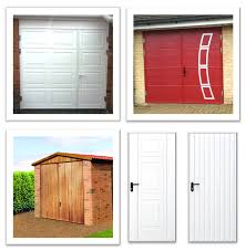 side hinged garage doors are made in galvanised and powder coated steel and timber mainly the best makes are garador hormann and ryterna