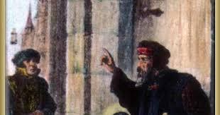 Vidas Santas: Beato Enrique Heath, Presbítero y Mártir