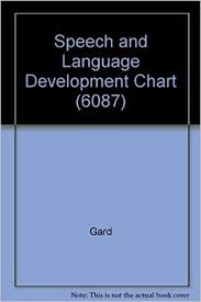 Speech And Language Development Chart Amazon In Buy Speech And Language Development Chart 6087