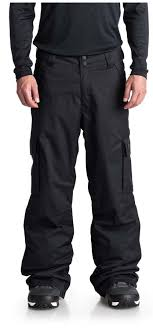 Grenade Snowboard Pants Size Chart Dc Banshee Ski Snowboard Pants M Black