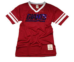 Giants Red Red Ny Ny Jersey Giants