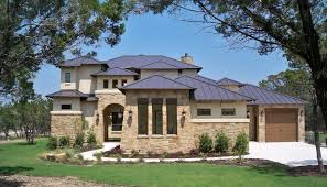 terrific attractive french country house plans stone wall exterior custom home kitchen wal with on outside