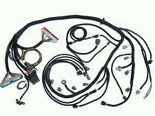 ls2 wiring harness 2006 2007 24x gen iv ls2 6 0 psi standalone wiring harness w 4l60e