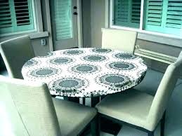 fitted outdoor tablecloth vinyl tablecloths rectangle with elastic tablec post fitted outdoor tablecloth with umbrella hole round patio