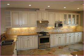 Painting Kitchen Cabinets White White Distressed Kitchen Cabinets Best Home  Design Ideas Gallery