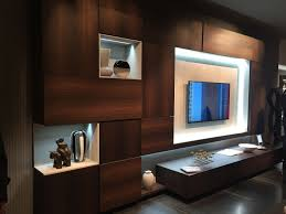 ambient room lighting. If You Mount The TV On Wall And Surround It With Furniture, Ambient Room Lighting