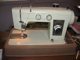 Old Signature Sewing Machine