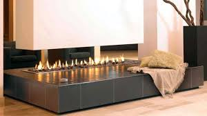 Living Room  Amazing Two Sided Electric Fireplace 42 Inch Tv Double Sided Electric Fireplace