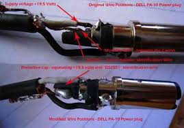 dell laptop power supply wiring diagram inside dell ac power adapter Air Conditioner Wiring Diagram for Residential dell laptop power supply wiring diagram inside dell ac power adapter the power plug the laptop junction on tricksabout net photograph