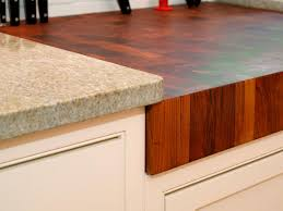 Countertop For Kitchen Kitchen Countertop Buying Guide Hgtv