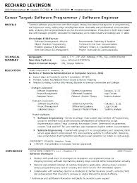 impressive resume example examples of impressive resumes software engineer resume sample
