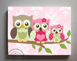 owl decor girls wall art owl canvas art owl nursery owl childrens art childrens room nursery wall art on canvas wall art childrens rooms with lavender owl decor girls wall art owl canvas art owl