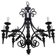 gothic chandelier modern