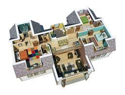 3d Home Floor Plan | Home Design Ideas